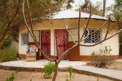 Halahin Lodge Side